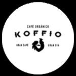 Logo Café Orgánico Koffio