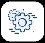 Icono agilizar procesos