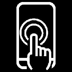 Icono experiencia de usuario